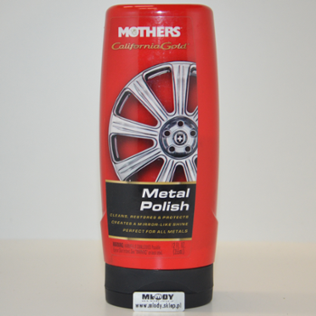MOTHERS Metal Polish 355ml Mleczko Polerskie do Metali