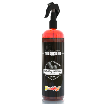 GOOD STUFF Black Mamba Tire Dressing SHINE 250ml Nabłyszczający Dressing do Opon