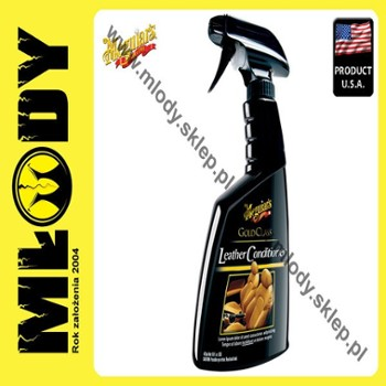 Meguiar's Gold Class Leather Conditioner 473ml Środek do Konserwacji Skóry