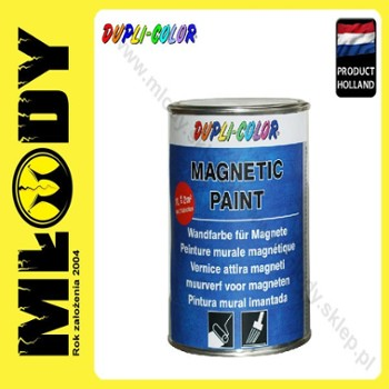 MOTIP DUPLI COLOR Farba Magnetyczna Magnetic Paint 1L