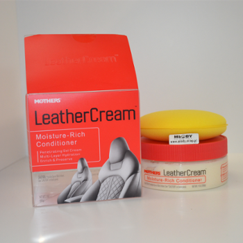 MOTHERS Leather Tech Moisture Infusion Gel Cream 200ml Preparat do Konserwacji Skór Matowych