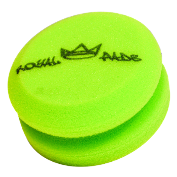 ROYAL PADS Hand Applicator Wax Aplikator Wosku z Rączką Zielony