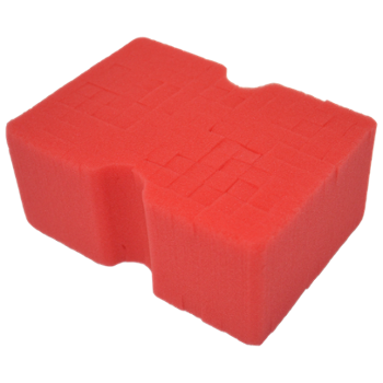 OPTIMUM Big Red Sponge Gąbka do Mycia Auta