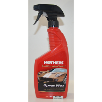 MOTHERS Spray Wax 710ml Szybki Wosk w Spray'u