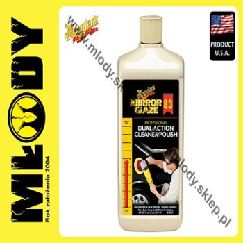 Meguiar's Dual Action Cleaner/Polish 83 946ml Pasta Polerska Mocno Ścierna