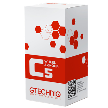 GTECHNIQ C5 Wheel Armour 15ml Zbroja dla Felg