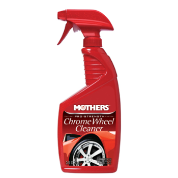 MOTHERS Pro Strenght Chrome Wheel Cleaner 710ml Płyn do Mycia Felg Chromowanych