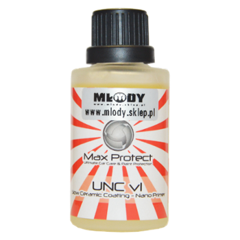 MAX PROTECT UNC-V1 Ultimate Nano Coat V1 30ml Nano Powłoka