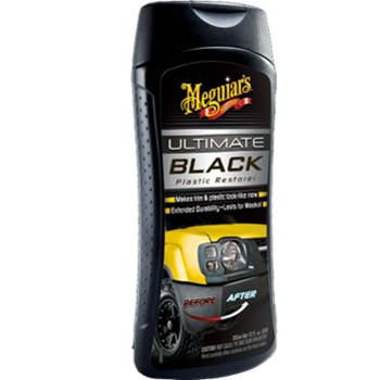 Meguiar's Ultimate Black 355ml Żel do Plastików