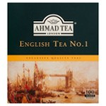 Herbata Ahmad London English No.1 100T