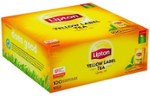 Lipton Yellow Label 100 Kop.ert Fol.