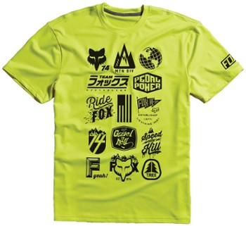 KOSZULKA T SHIRT FOX MTN DIVISION TECH