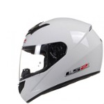 KASK LS2 FF350.1 SINGLE WHITE XL