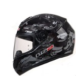 KASK LS2 FF351.23 COMIC BLACK XXL