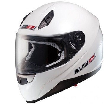 KASK LS2 FF384.1 BLADE WHITE M