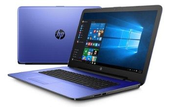 Hp 17-X015DS Windows 10 Home