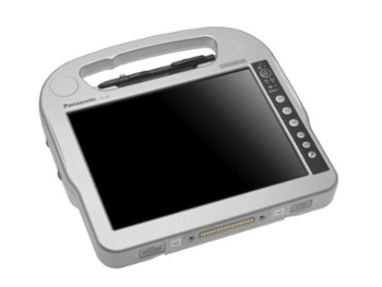 Panasonic ToughBook CF-H2 DWG Win 7 Pro