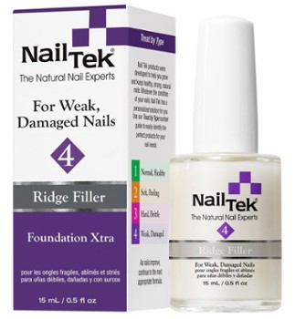 NAIL TEK FOUNDATION FORMUŁA IV XTRA 15ml