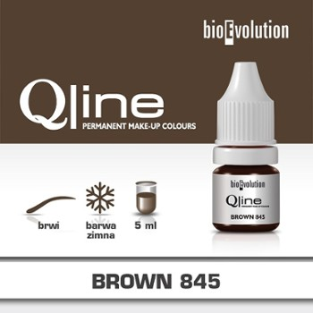 Brown 845 - Qline - 5 ml