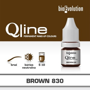 Brown 830 - Qline - 5 ml
