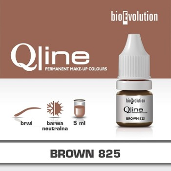 Brown 825 - Qline - 5 ml