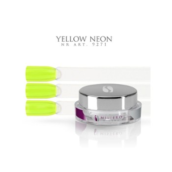 9271 GEL PAINT yellow neon 6ml