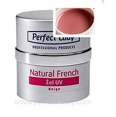 Żel UV Natural French Beige 15ml