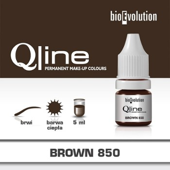 Brown 850 - Qline - 5 ml