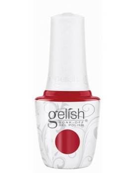 1110358 GELISH Classic red lips