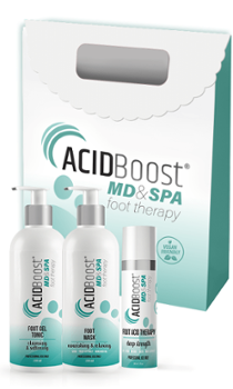 ACIDBoost® MD & SPA FOOT LINE - ZESTAW