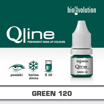 Green 120 - Qline - 5 ml