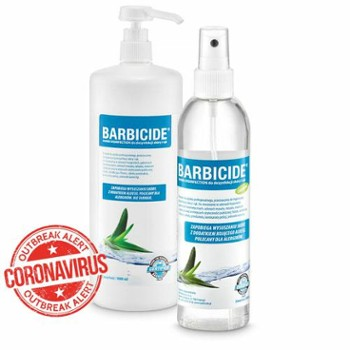 BARBICIDE Hand Disinfection do