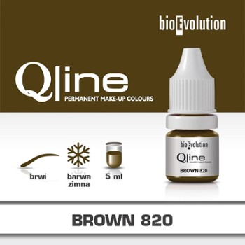 Brown 820 - Qline - 5 ml