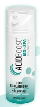 ACIDBoost® FOOT EXFOLIATING GEL 150ml
