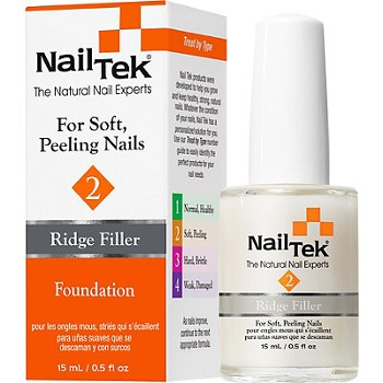 NAIL TEK FOUNDATION FORMUŁA II 15ml