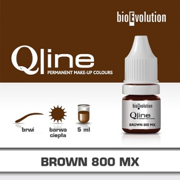 Brown 800 MX - Qline - 5 ml