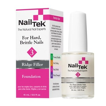 NAIL TEK FOUNDATION FORMUŁA III 15ml