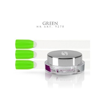 9278 GEL PAINT green 6ml