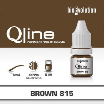 Brown 815 - Qline - 5 ml
