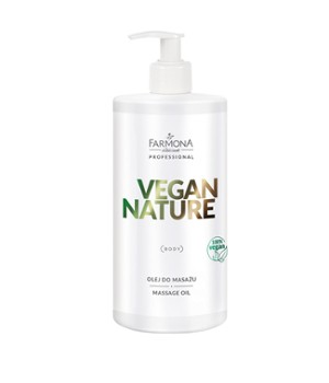VEGAN NATURE Olej do masażu 500ml