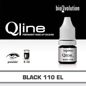 Black 110 EL - Qline - 5 ml