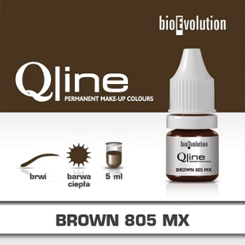 Brown 805 MX - Qline - 5 ml