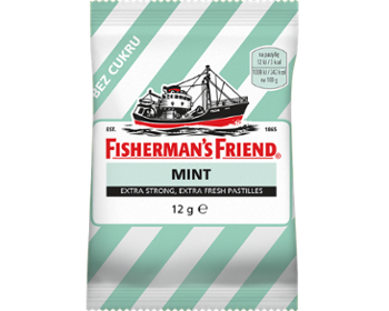 Fisherman`s Friend mint /12/