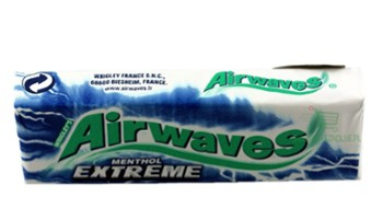 Guma Airwaves Extreme mint 14g draże /5/