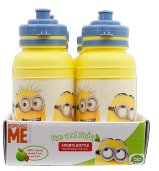 Minion Made Sports Bottle /12/