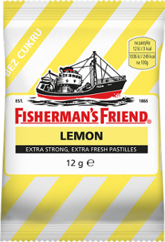 Fisherman `s friend lemon /12/