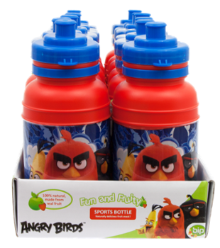 Angry Birds Sports Bottle / 12/