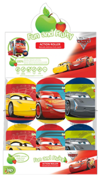 Cars Fruity Action Roller /18/