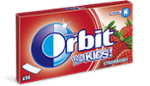 Orbit 14 listków Kids Strawberry /12/