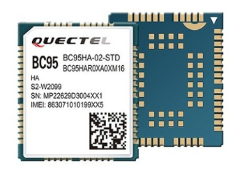Quectel BC95 Moduł IoT Narrow Band (LTE Cat NB1)